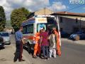 ambulanza-via-Tre-Venezie-rissa
