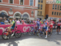Tirreno Adriatico 10 partenza mnfgfgf