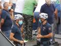 Tirreno Adriatico 10 partenza polizia