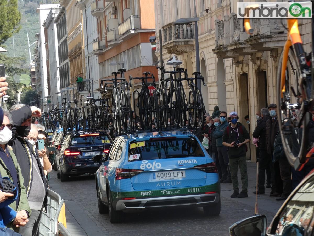 Tirreno-Adriatico-partenza-Terni-marzo-corso-Tacito