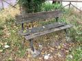 Rifiuti, degrado, sporcizia giardini pubblici via Monterotondo, Terni - 6 maggio 2017 (4)