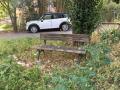 Rifiuti, degrado, sporcizia giardini pubblici via Monterotondo, Terni - 6 maggio 2017 (5)