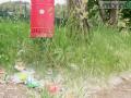 Rifiuti, degrado, sporcizia parco comunale San Carlo, Terni - 6 maggio 2017 (4)