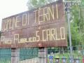 Rifiuti, degrado, sporcizia parco comunale San Carlo, Terni - 6 maggio 2017 (9)