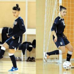 Futsal, emozione Nazionale per Exana e Coppari
