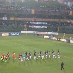 Ternana, tracollo col Vicenza: 0-2