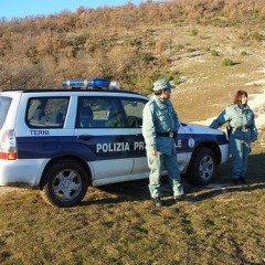 Polizia locale, protesta con presidio