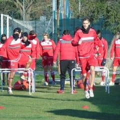 Perugia, c'è l'Avellino: «Vogliamo vincere»