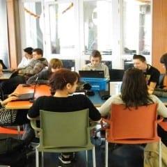 Perugia, al 'Volta' internet consapevole