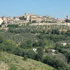 Montefalco va in Tv a 'Il Borgo dei Borghi'