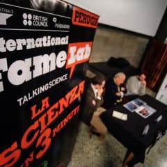 Perugia, FameLab: scienza in tre minuti