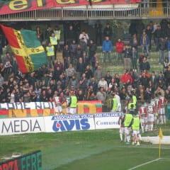Ternana-Carpi 0-1, è di nuovo zona playout