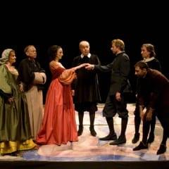 Norcia, teatro Civico: 'La Mandragola'