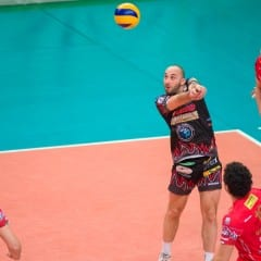 Volley, c'è il derby Perugia-Castello