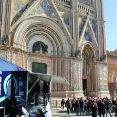 'Una vita da social' a Orvieto e Spoleto