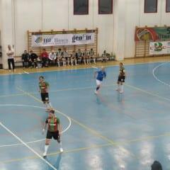 Ternana Futsal, brutta prova (2-2) con il Lupe