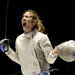 Scherma, Lucarini: argento mondiale