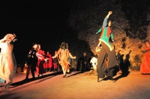 Narni Corsa all'anello giornata medievale mezule