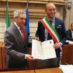 Scherma, Terni diventa 'City-Partner' della Fis