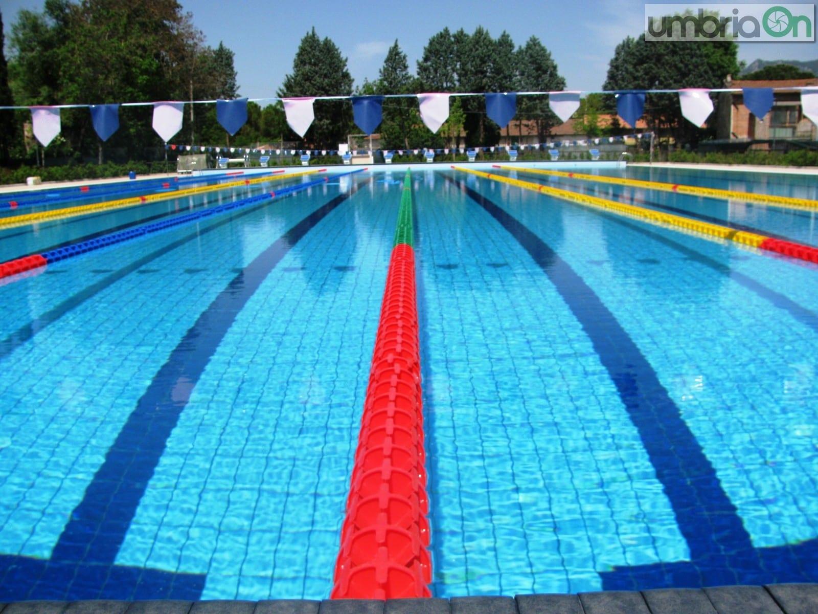 Nuoto sincro a terni ecco i tricolori masters umbriaon - Del taglia piscine opinioni ...
