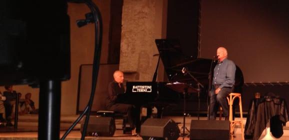 Umbria Jazz Winter, Paoli e Rea ad Orvieto
