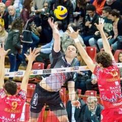 Volley, colpo Kaliberda per la Sir Safety
