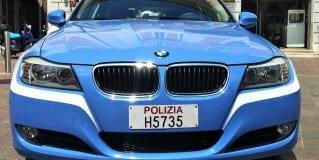 Terni, Polizia Stradale in festa per i 70 anni