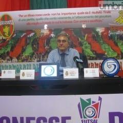 Futsal, la Ternana: «Campionato finito»