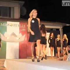 Miss Umbria nelle foto di Alberto Mirimao