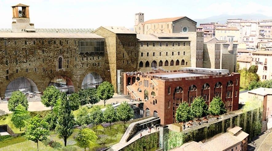 Perugia: «Ecco il nuovo mercato coperto» | umbriaON