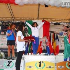 Arco 'mondiale', Mirimao e le medaglie