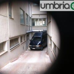 Terni, omicidio Raggi: Aziz esce dal tribunale
