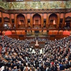 Completata la 'truppa' umbra in Parlamento