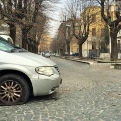 Terni, vandali 'salvi': la telecamera è rotta
