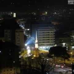 Illuminazione a Terni: «Spegnimento e buio»