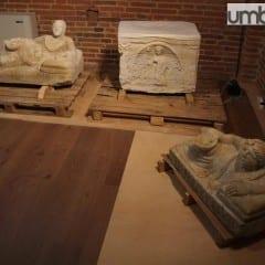 Città della Pieve, tomba etrusca rivelata