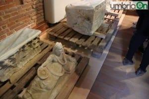 Perugia tomba etrusca 4