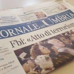 Giornale dell'Umbria, l'atto di liquidazione