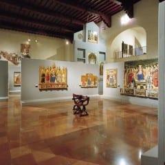 Galleria dell'Umbria: 'prima' sui social