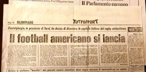 Castel Giorgio capitale del football negli anni '80: la pagina di tuttosport