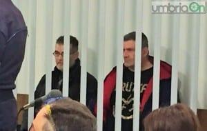 Gianfranco Strippoli e Claudio Lupi, presunti basisti