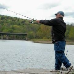 Pesca al via, sì agli spostamenti in provincia