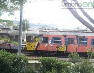 Terni centrale umbra treno
