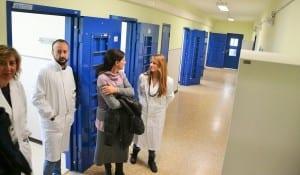 Inaugurazione nuova infermeria carcere di Terni - 27 aprile 2016 (2)