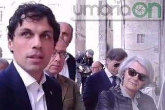 Perugia, Choco bar: «Ecco il progetto»