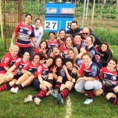 Rugby, derby 'rosa': Donne Etrusche ok