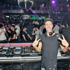 Jonathan Heitch, top dj 'made in Montecchio'