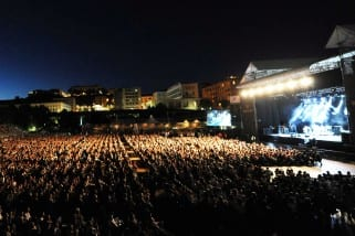 L'Umbria dei Festival, Terni a bocca asciutta