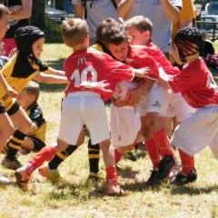 Rugby, gli junior del Perugia in vetta