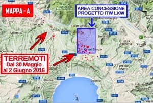Castel Giorgio terremoto area progetto